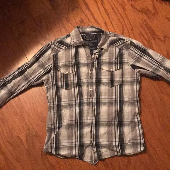 gph supply company Other - EUC men's casual shirt